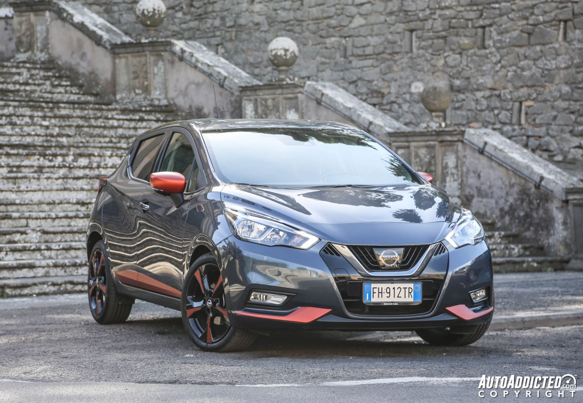 nissan_micra_06 Nissan Micra Tekna dci 90: la prova della nuova spaventa Yaris