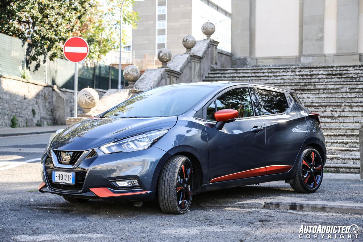 nissan_micra_08 Nissan Micra Tekna dci 90: la prova della nuova spaventa Yaris