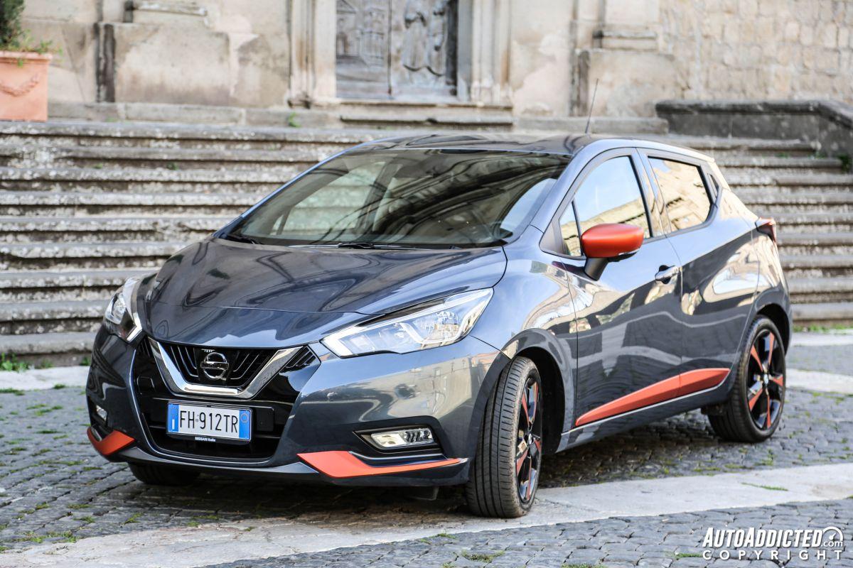 Nissan Micra Tekna dci 90: la prova della nuova spaventa Yaris