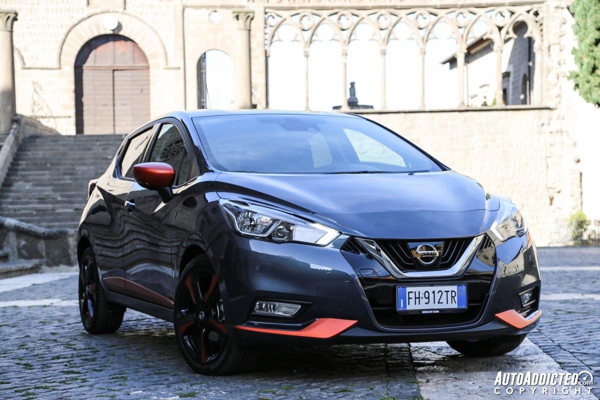 nissan_micra_14 Nissan Micra Tekna dci 90: la prova della nuova spaventa Yaris