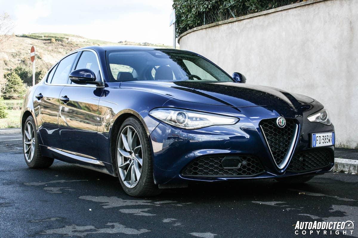 Alfa Romeo Giulia 2.2 JTDm Super: la nostra #Videoprova