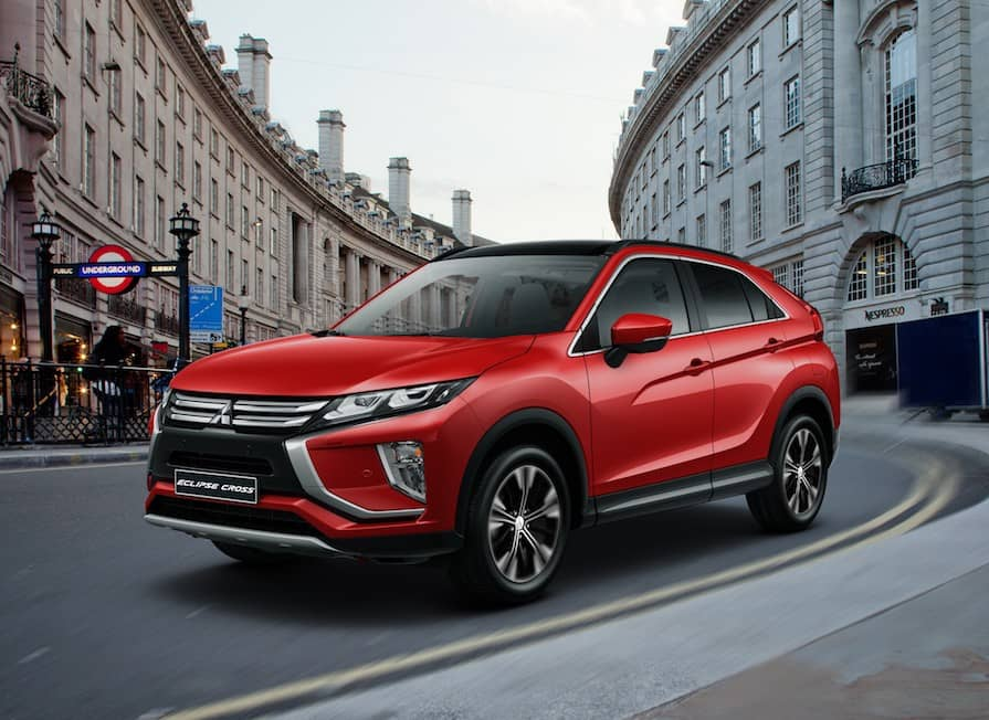 eclipse-cross Eclipse Cross: il SUV coupè di Mitsubishi - PREZZO