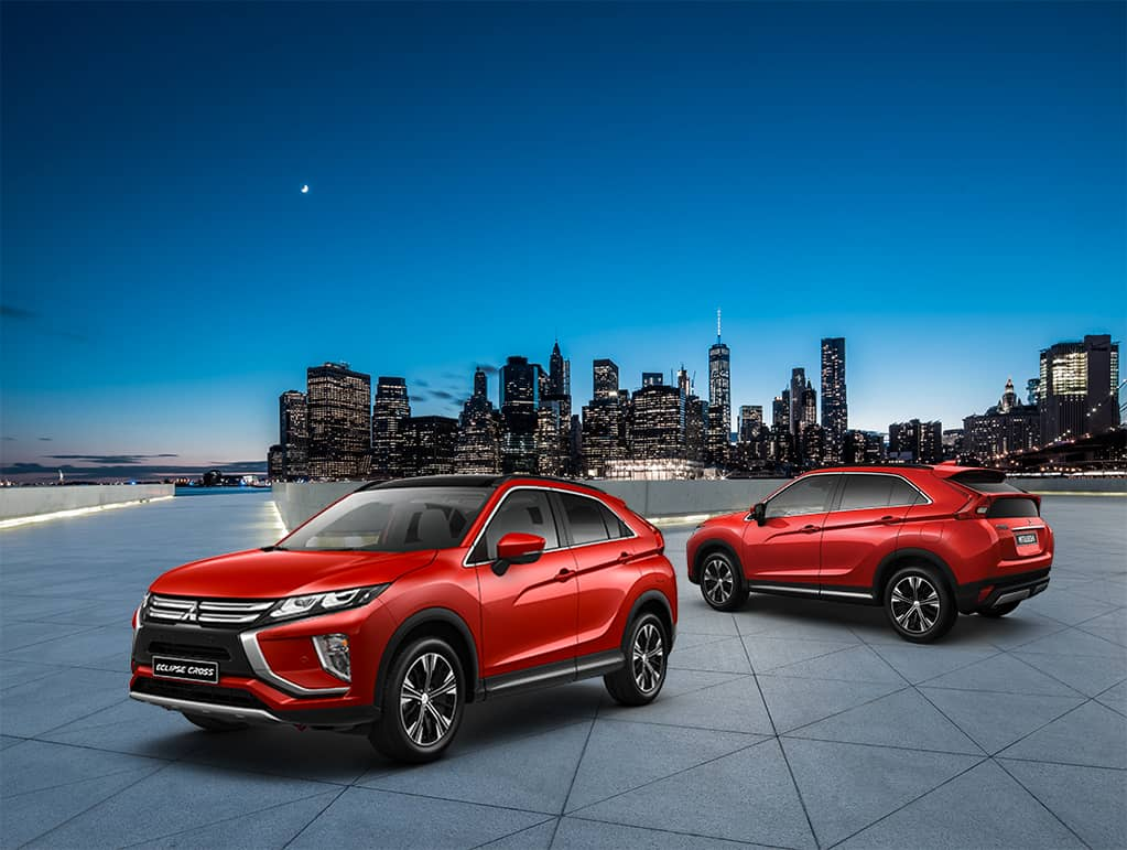 eclipse-skyline Eclipse Cross: il SUV coupè di Mitsubishi - PREZZO