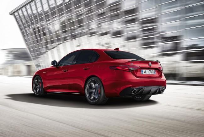 Quattro novità celebrative in casa Alfa Romeo