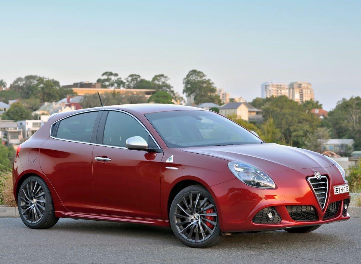 alfa_romeo_giulietta_quadrifoglio Quali auto è possibile comprare al prezzo di una triste Dr Evo5