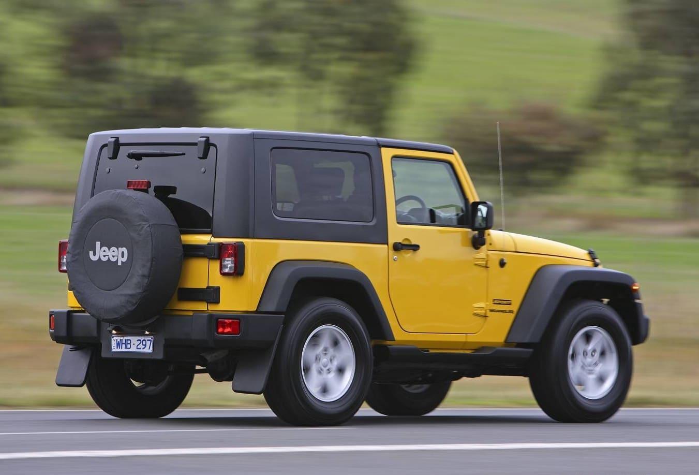 jeep-wrangler-2.8-crd-03 Quali auto è possibile comprare al prezzo di una triste Dr Evo5
