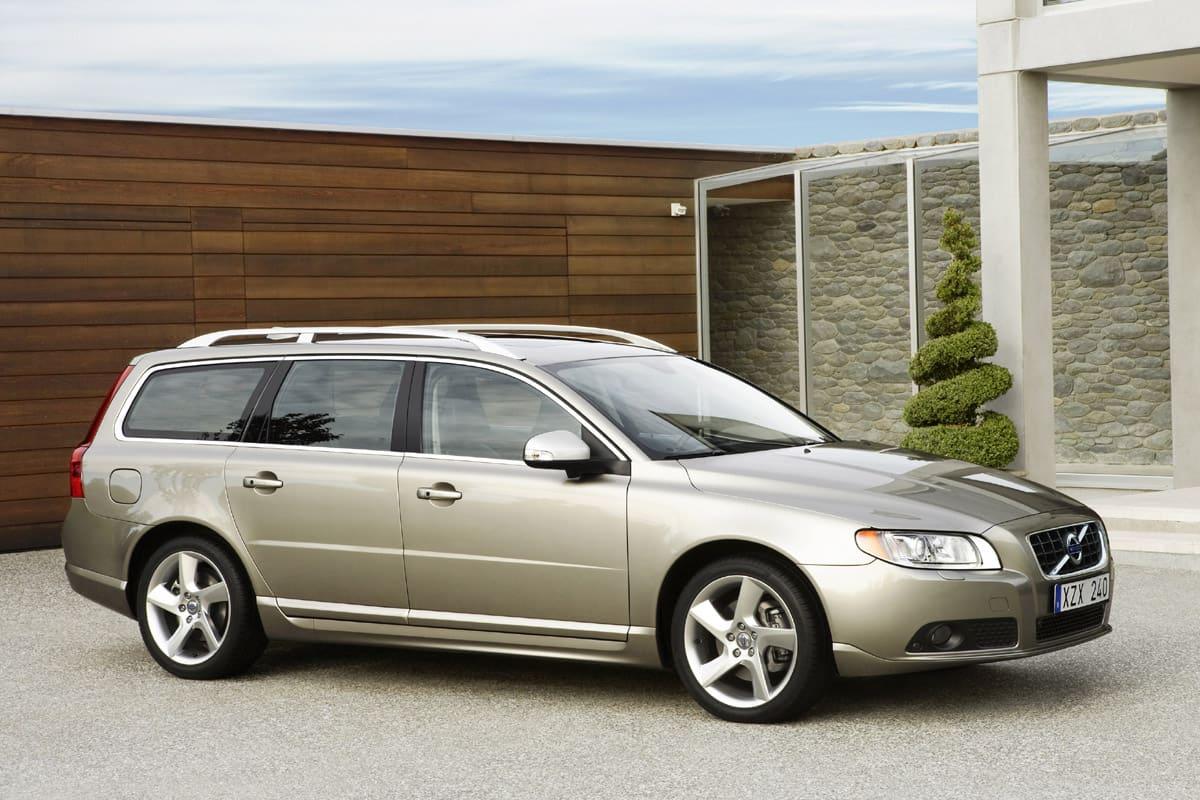 volvo_v70_04 Quali auto è possibile comprare al prezzo di una triste Dr Evo5