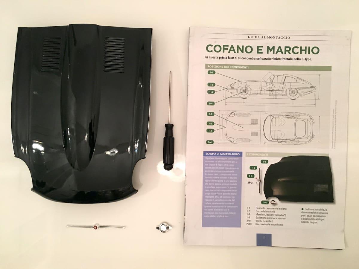 Jaguar E-Type, costruisci l'auto più bella secondo Enzo Ferrari