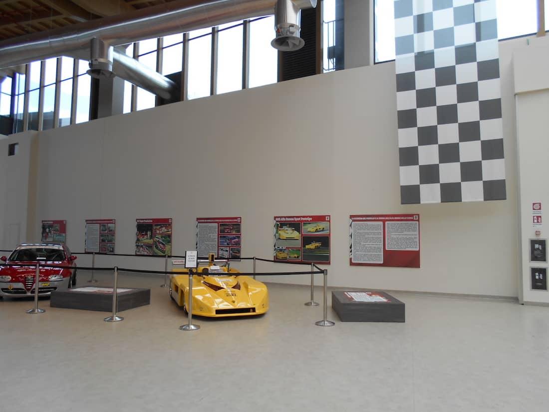 ilcentro_alfaromeo_2018_1 La storia Alfa Romeo a Il Centro: la Scuderia del Portello mostra i suoi capolavori