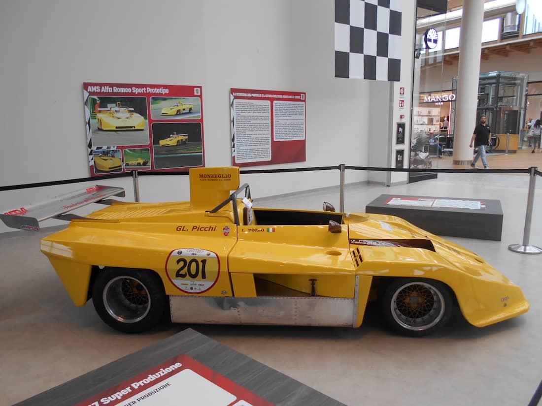 ilcentro_alfaromeo_2018_2 La storia Alfa Romeo a Il Centro: la Scuderia del Portello mostra i suoi capolavori