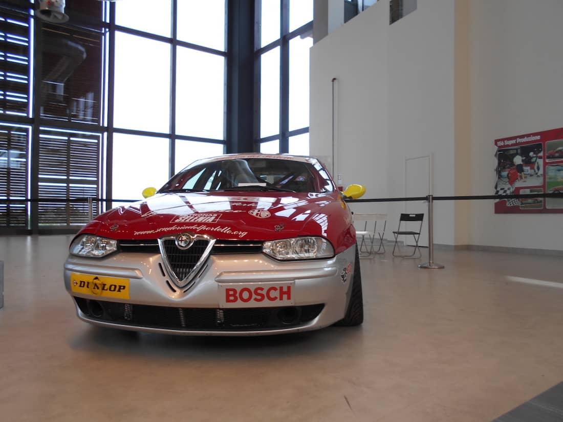 La storia Alfa Romeo a Il Centro: la Scuderia del Portello mostra i suoi capolavori