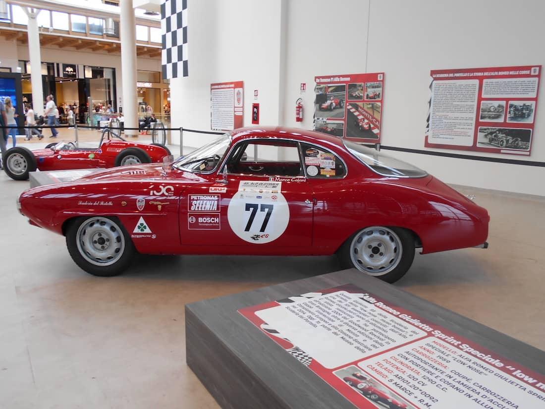 ilcentro_alfaromeo_2018_6 La storia Alfa Romeo a Il Centro: la Scuderia del Portello mostra i suoi capolavori