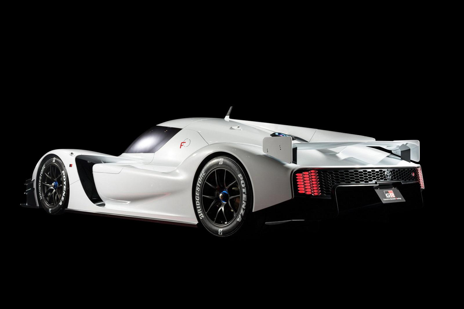 Da Le Mans alla strada e ritorno: in arrivo la Toyota GR Super Sport