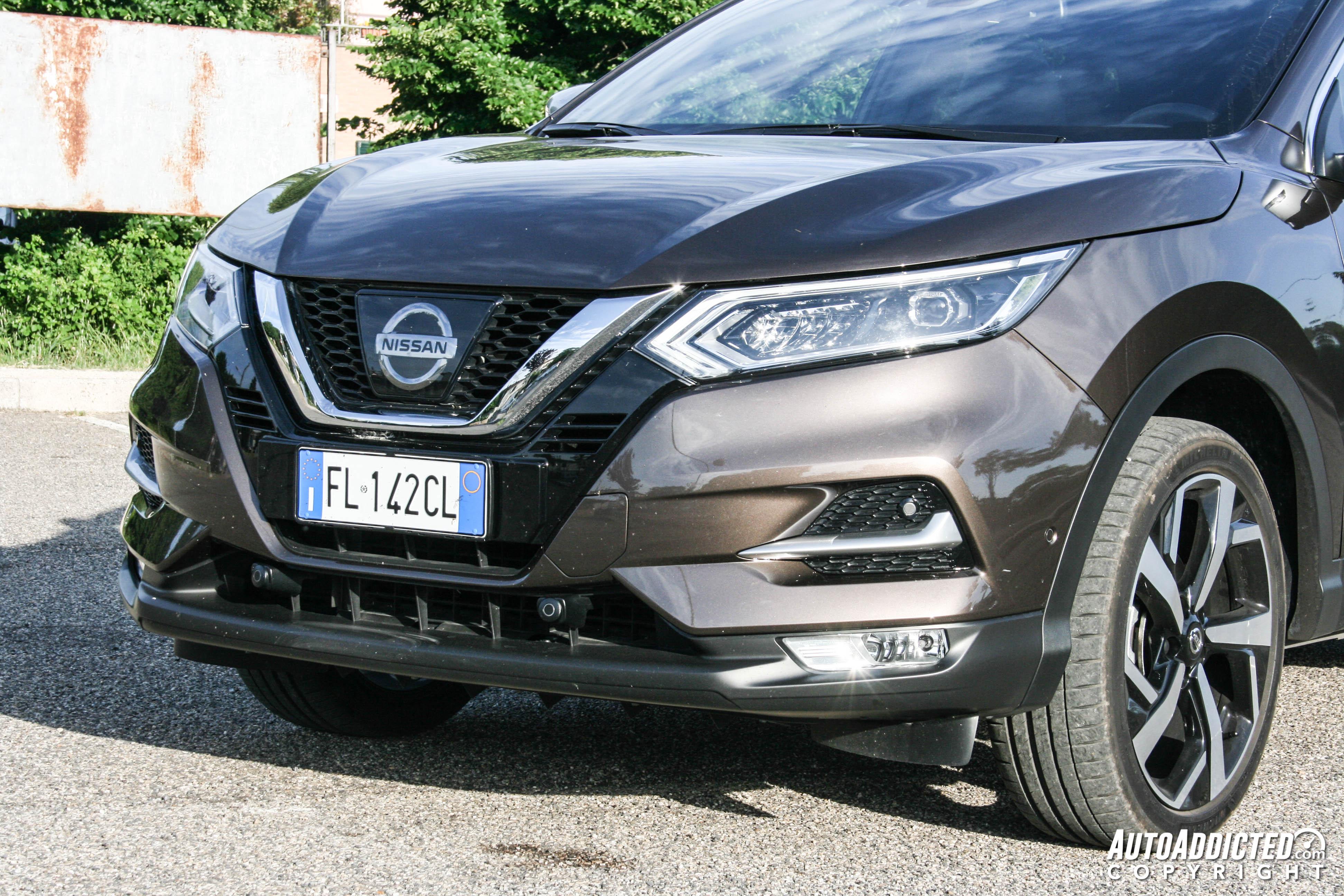 Nissan QASHQAI 1.6 DIG-T Tekna+ (163cv) - la nostra #Videoprova