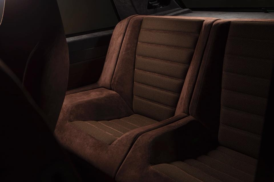 Lancia Delta Futurista: il ritorno del Deltone come lo volevamo tutti - FOTO