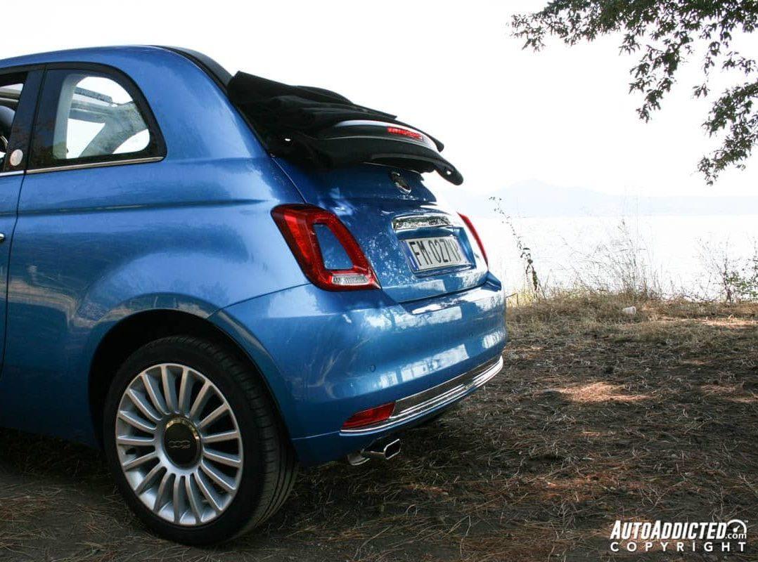 """Fiat 500C 1.2 Mirror: la prova del """"Cinquino"""" 3.0"""