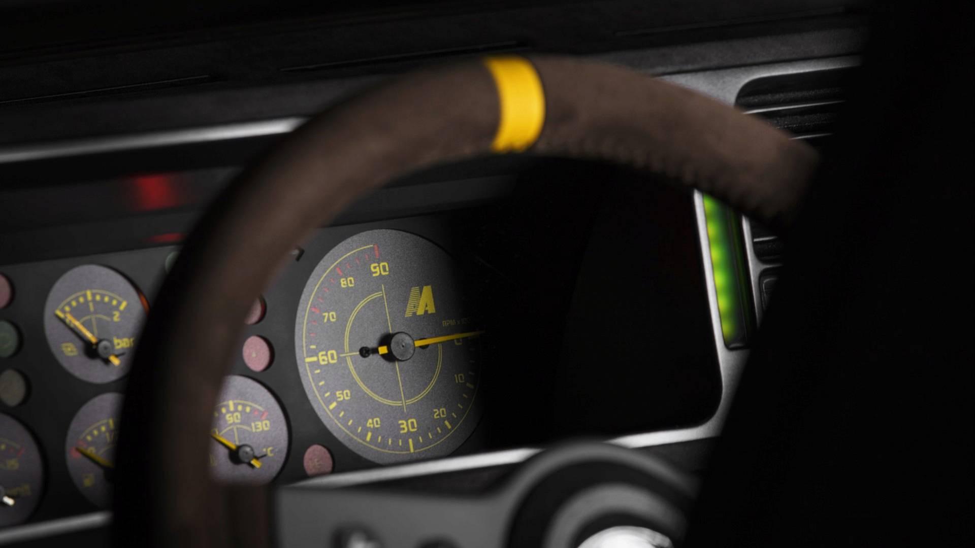 lancia-delta-futurista-2 Lancia Delta Futurista: il ritorno del Deltone come lo volevamo tutti - FOTO
