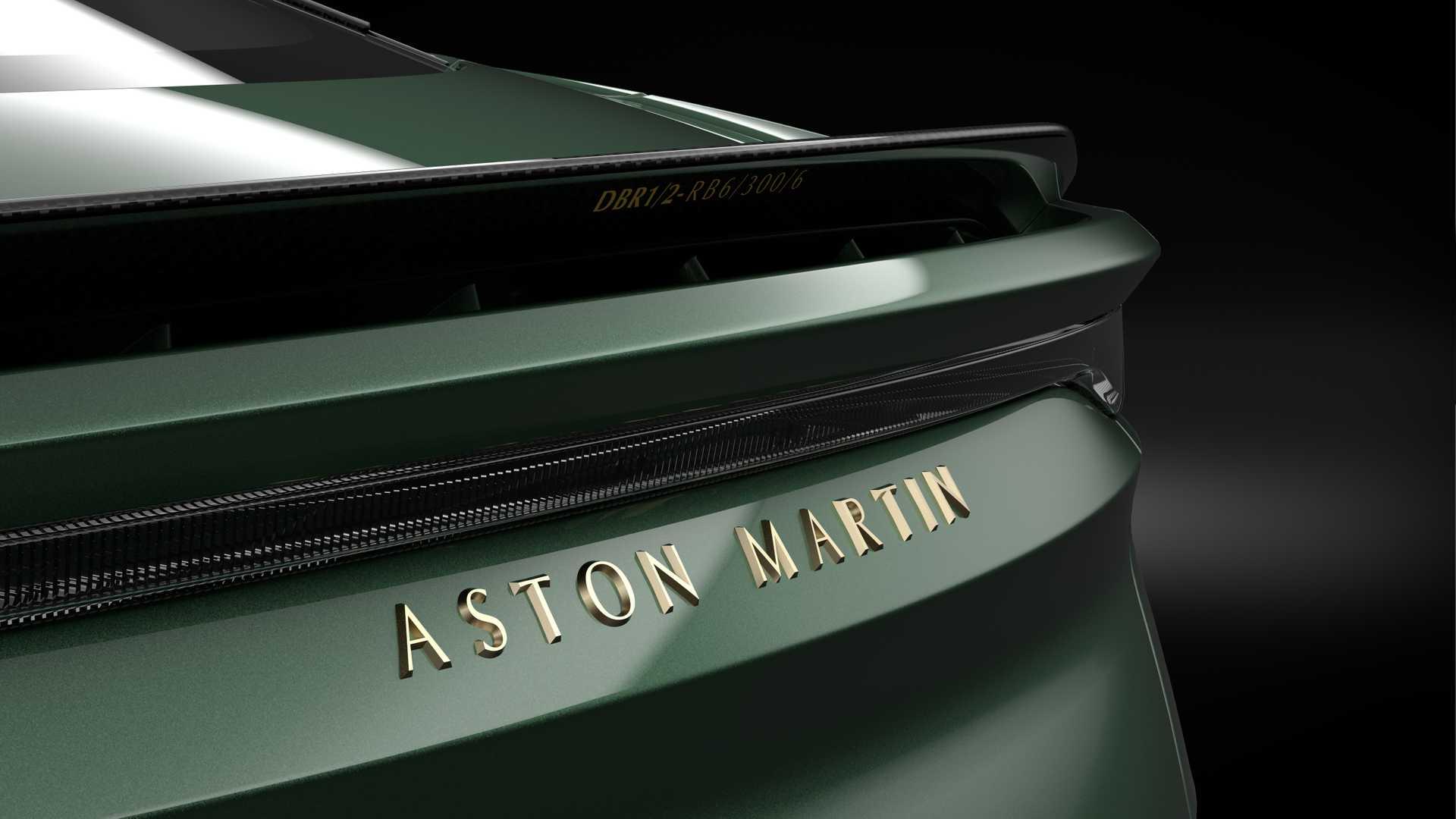 Aston Martin DBS 59: In ricordo dell'inglese vincente