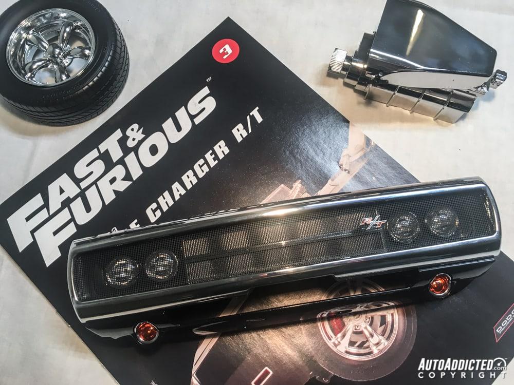 Appassionati di Fast & Furious? Costruite la Dodge Charger R/T di Toretto