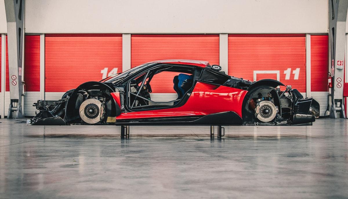 Ferrari P80/C: la nuova ONE-OFF di Maranello