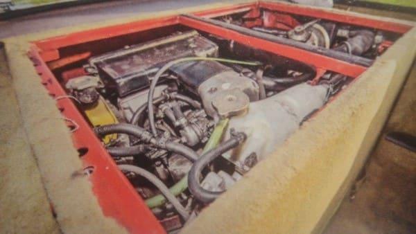 Lancia Trevi Bimotore, la madre della Delta S4