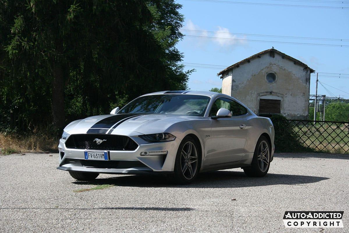 Ford Mustang GT 5.0 V8: la prova della Gran Turismo in salsa Barbecue