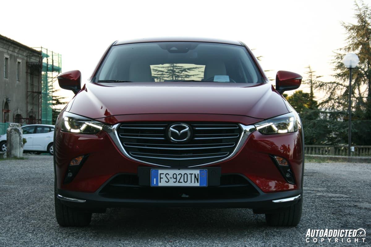 Mazda CX-3 1.8 Skyactiv-D Exceed: la prova della city-crossover di Hiroshima