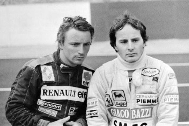 Tre cartoline dal GP di Francia