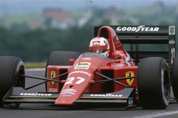 Tre cartoline dal GP Ungheria