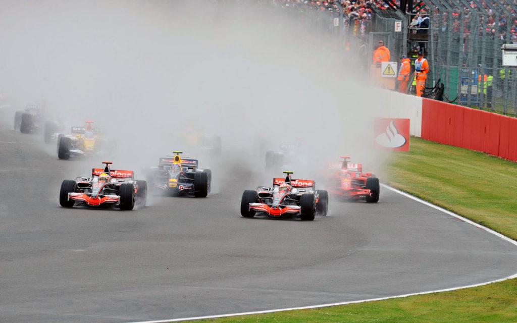 Tre cartoline dal GP di Gran Bretagna