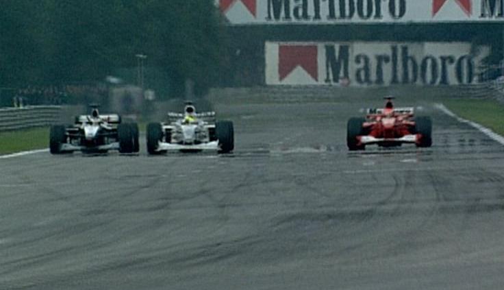 Tre cartoline dal GP del Belgio