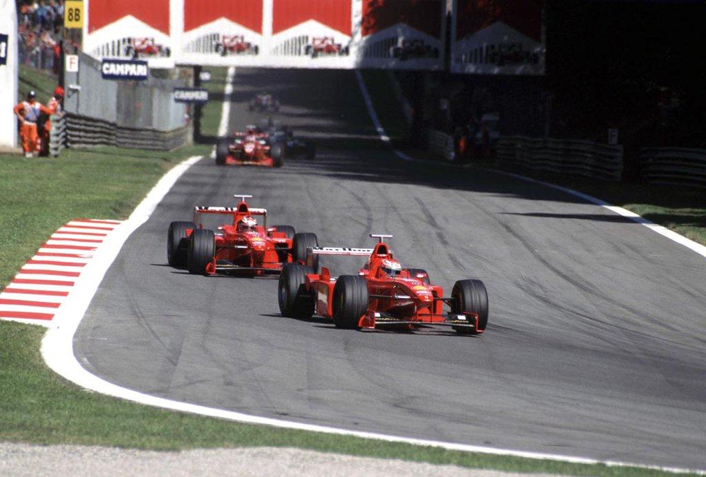 Tre cartoline da Monza